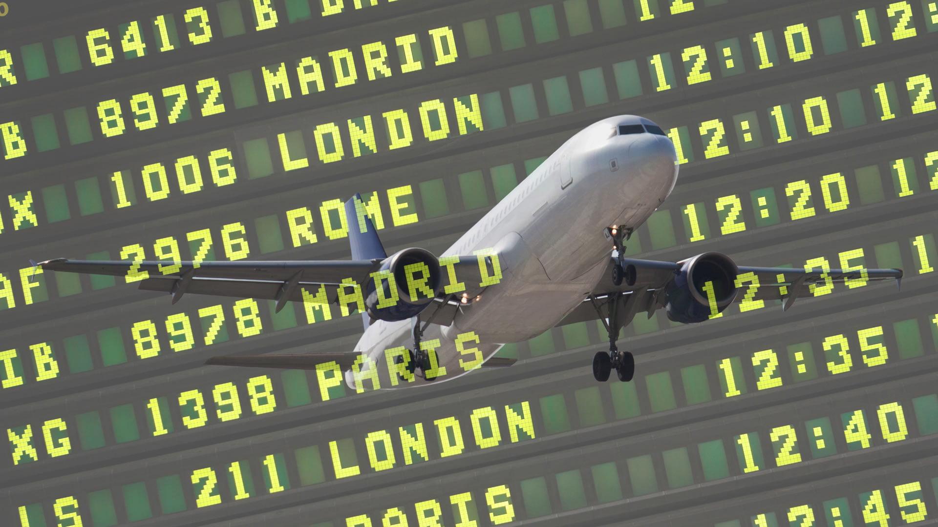Rutas desde Valencia con Ryanair