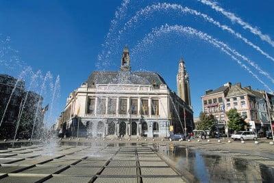 Destinos turísticos de Bélgica