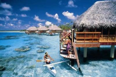 Destinos turísticos de Tahití