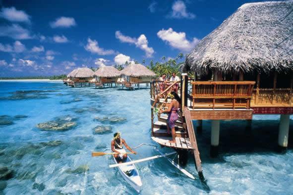 7 Luxurious Honeymoon Destinations Hotels: Guía Turística De Tahití