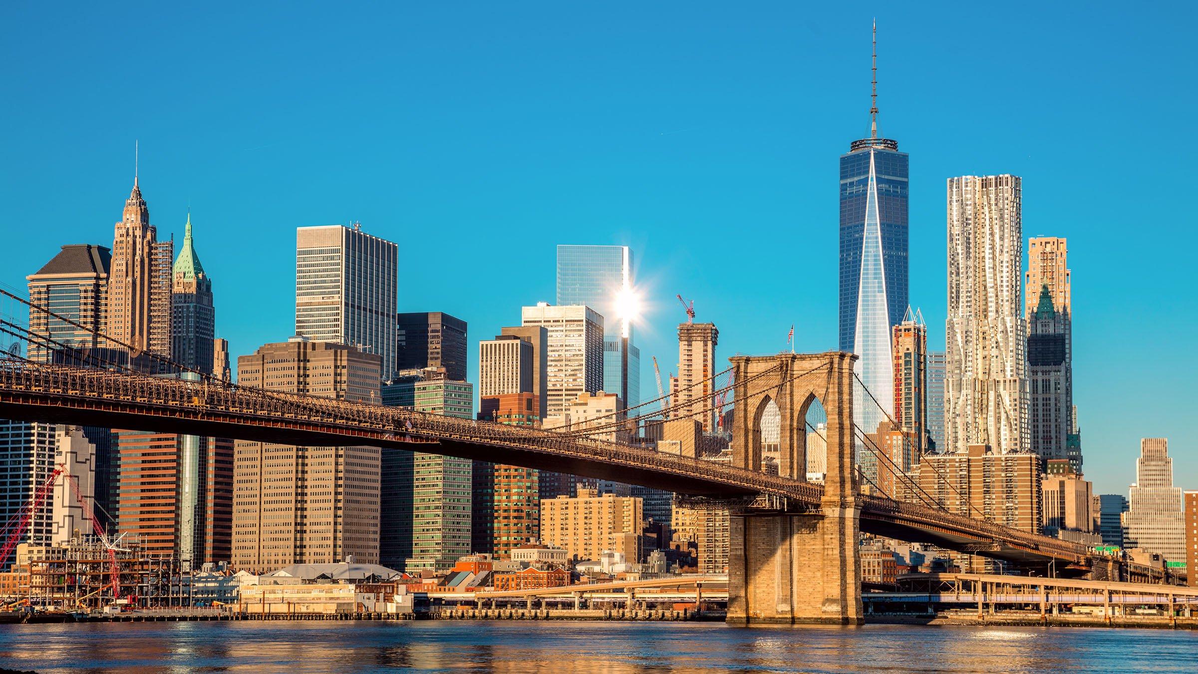 Destinos turísticos en Nueva York