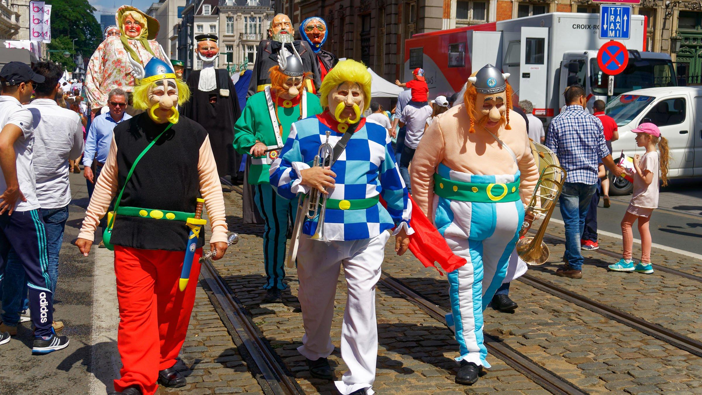Dia Nacional de Belgica