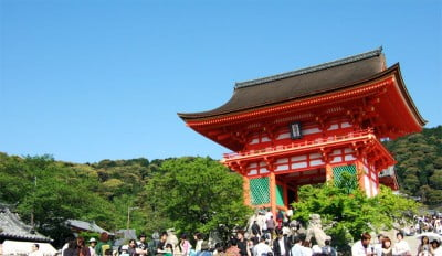 Dia del Emperador en Tokio