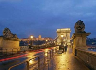 Dias lluviosos en Budapest