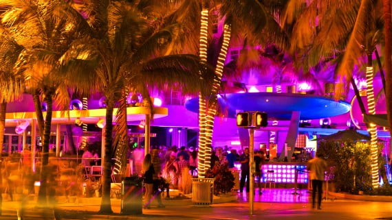Miami nightclubs, an option for singles