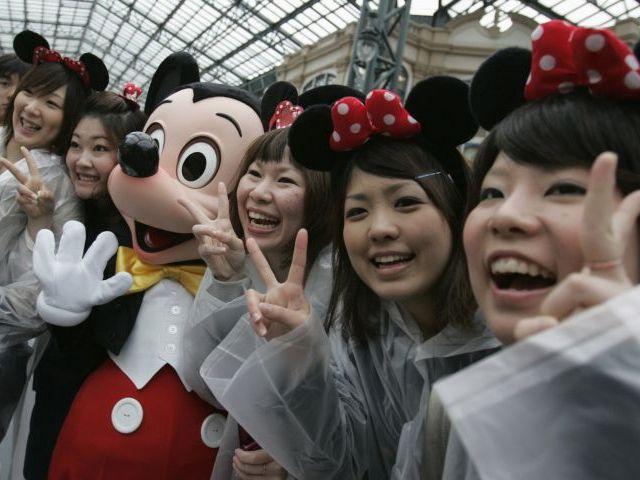Disneyland en Tokio