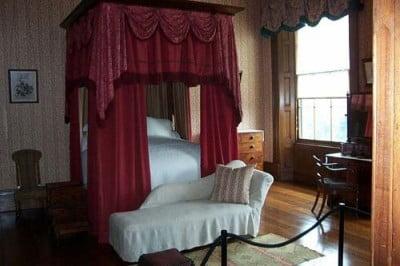 Dormitorio de casa Elizabeth Bay