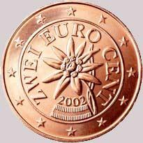 Dos centavos de Austria