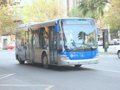 Autobuses de Palma de Mallorca