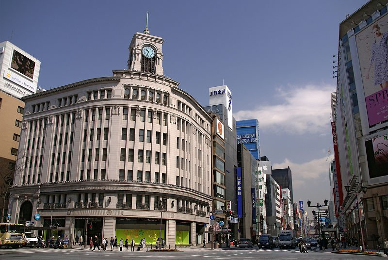 Edificio de Mitsui