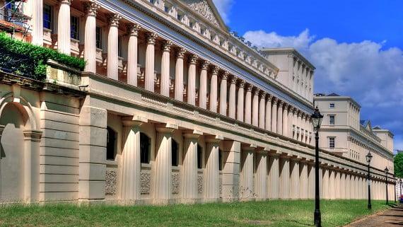 Edificio de la Royal Society en Londres