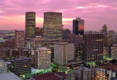 Edificios de Johannesburgo