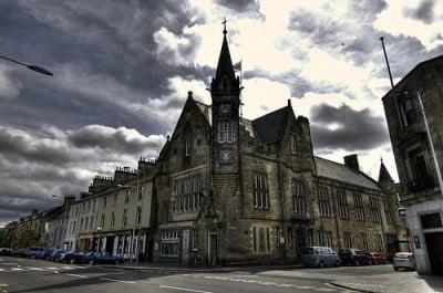 Edimburgo ciudad medieval