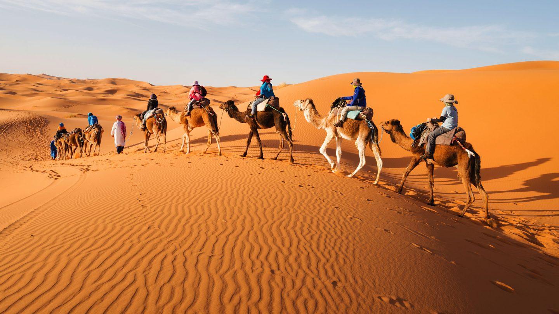 Resultado de imagen de El desierto del Sahara