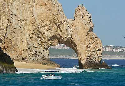 El arco del Cabo San Lucas
