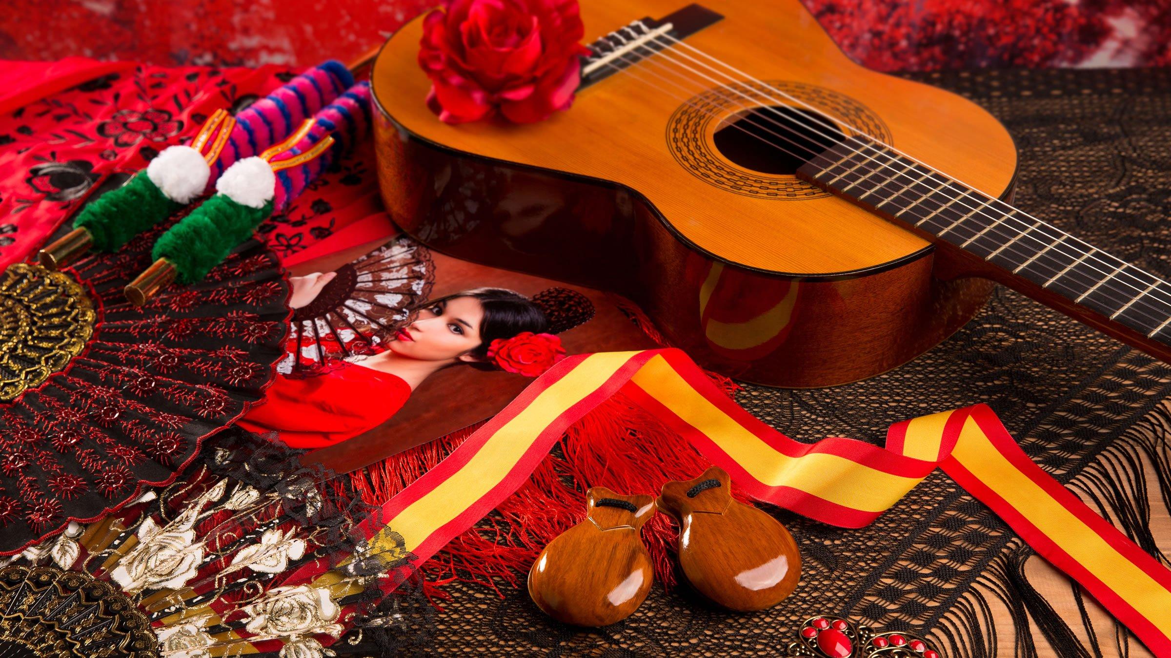 Испанские песни картинки