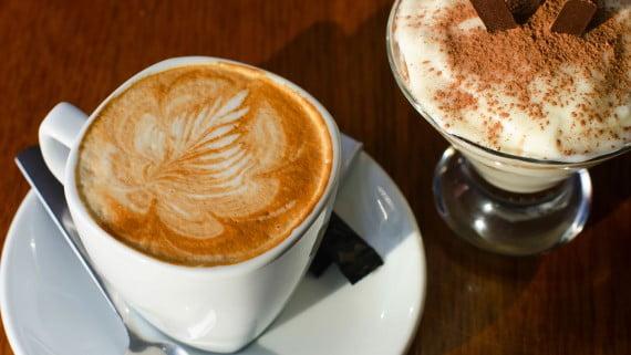 Kaputxino kafea Italiako ikurra da