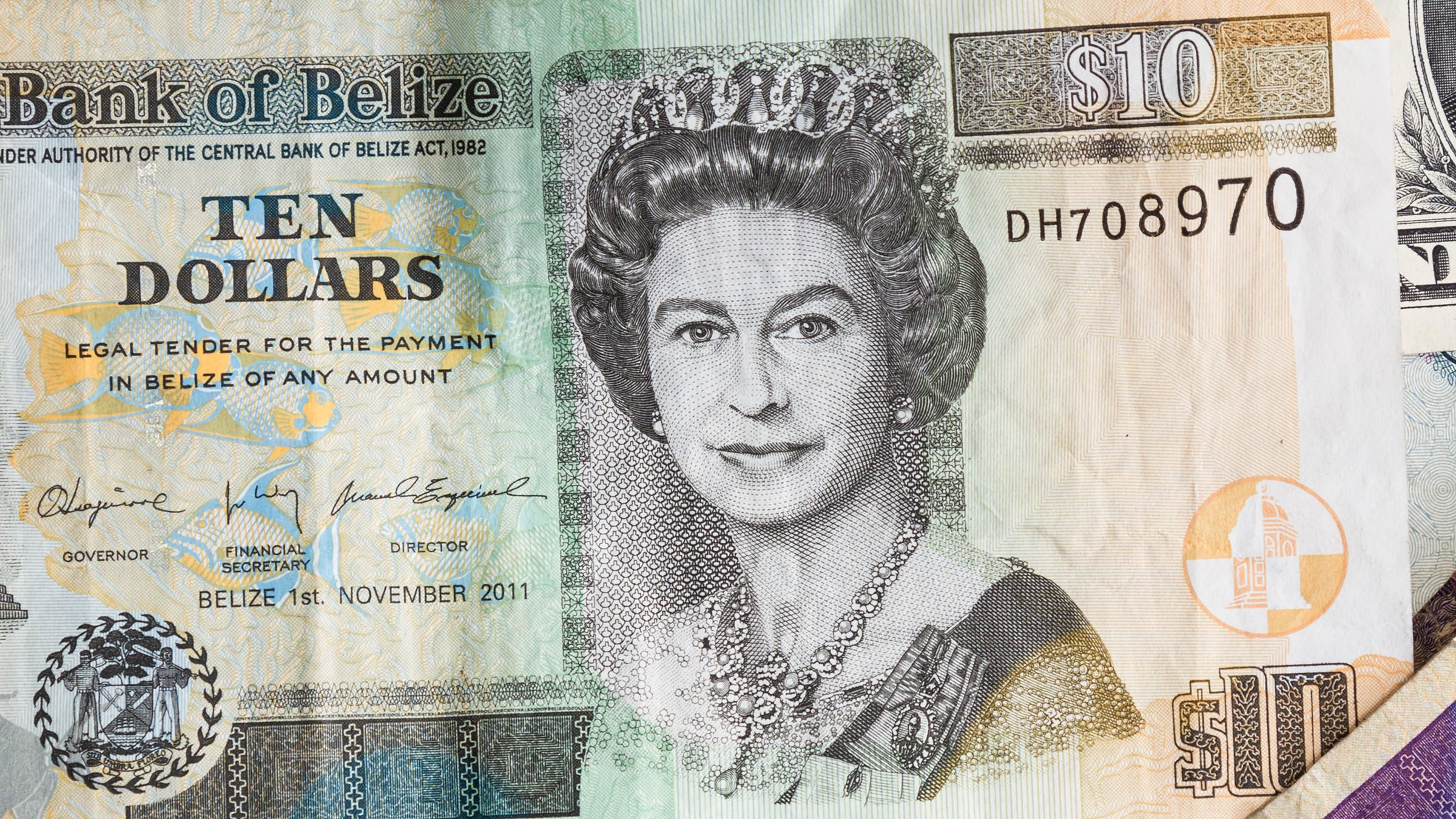 El dólar beliceño: características, valor y tipo de cambio