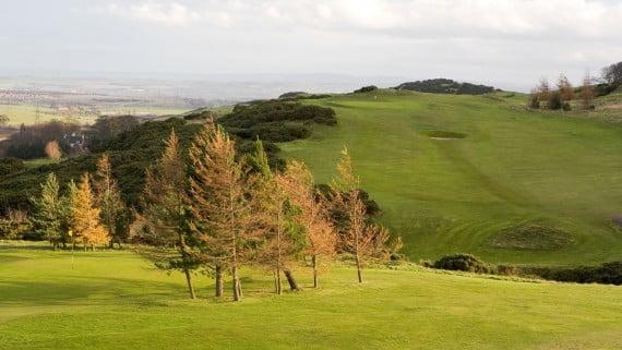 El golf en Escocia