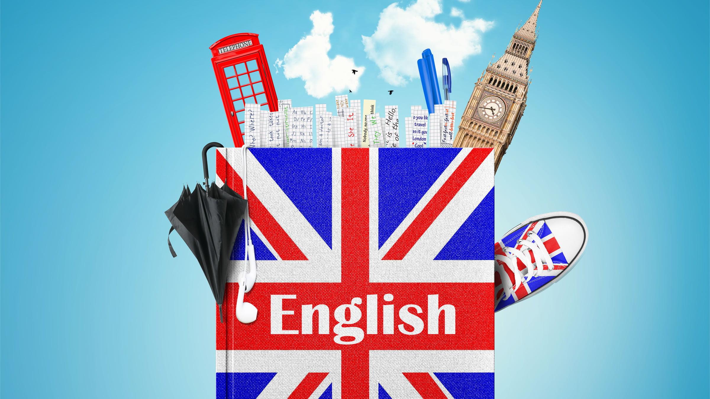 El inglés: la lengua oficial del Reino Unido