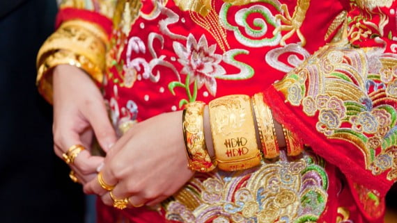The meaning of rings in Chinese culture
