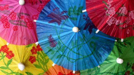 El significado de los colores en China