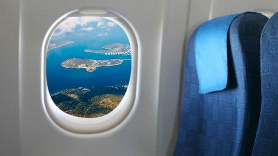 Auswahl des besten Sitzplatzes zum Fliegen