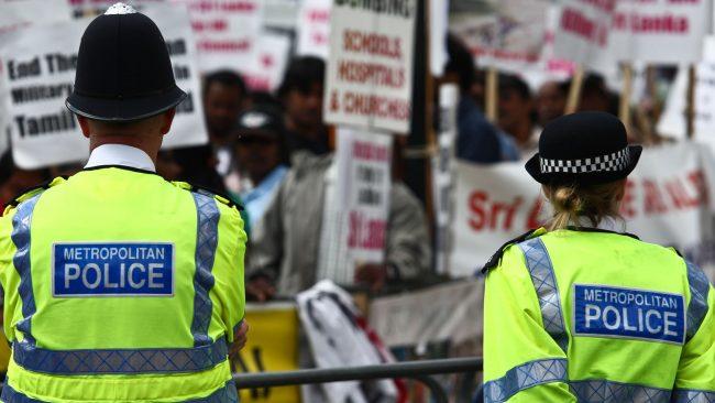 Emergencias y seguridad en Londres
