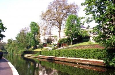 Canal del Regent's Park