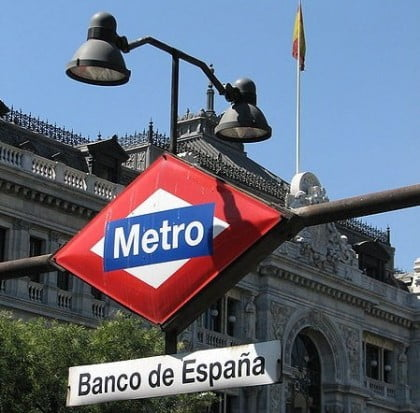 Entrada Metro
