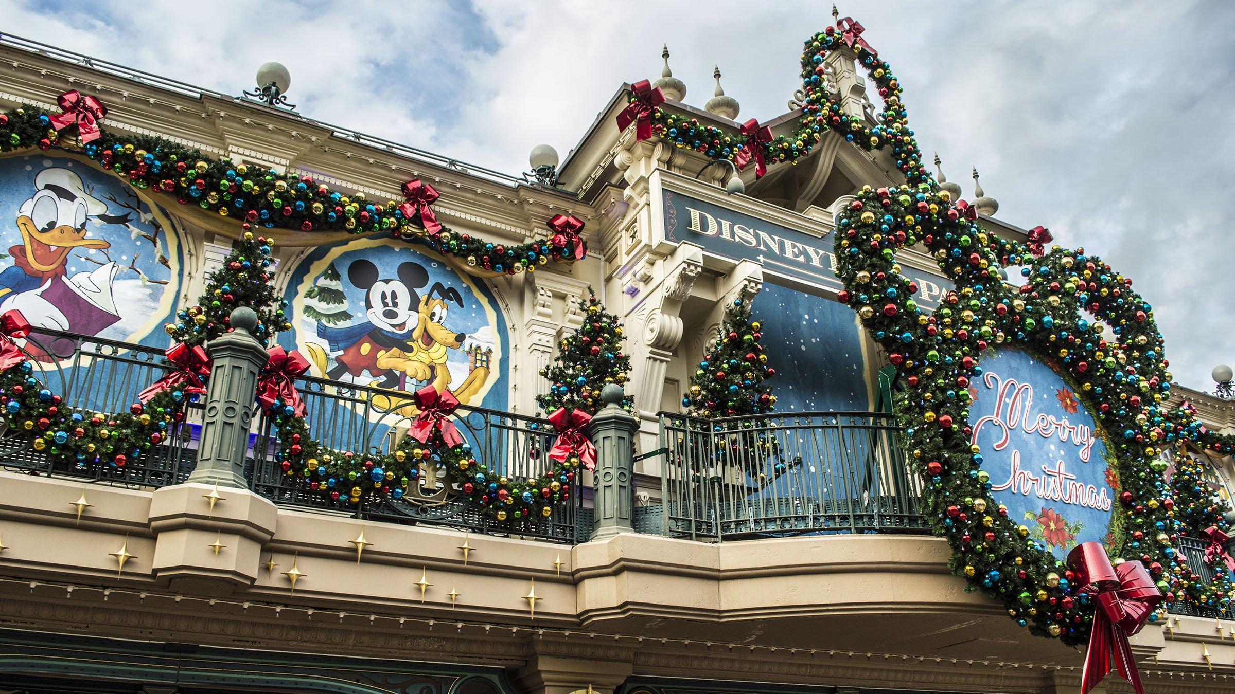 Entrada de Disney Paris