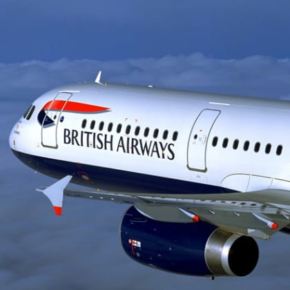 Equipaje en British Airways