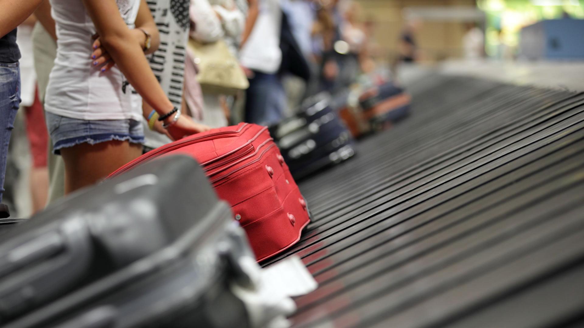 Cantidad de maletas que está permitido facturar