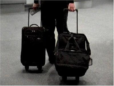 Equipaje prohibido en vuelos