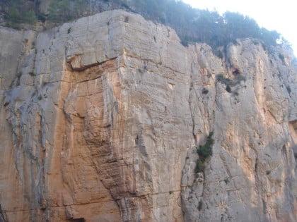 Escala en Montanejos
