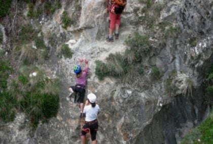 Escalada en España