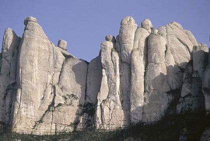 Escalada en Montserrat