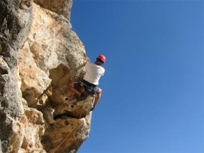 Escalar en roca