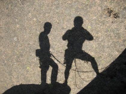 Escalar en rocas
