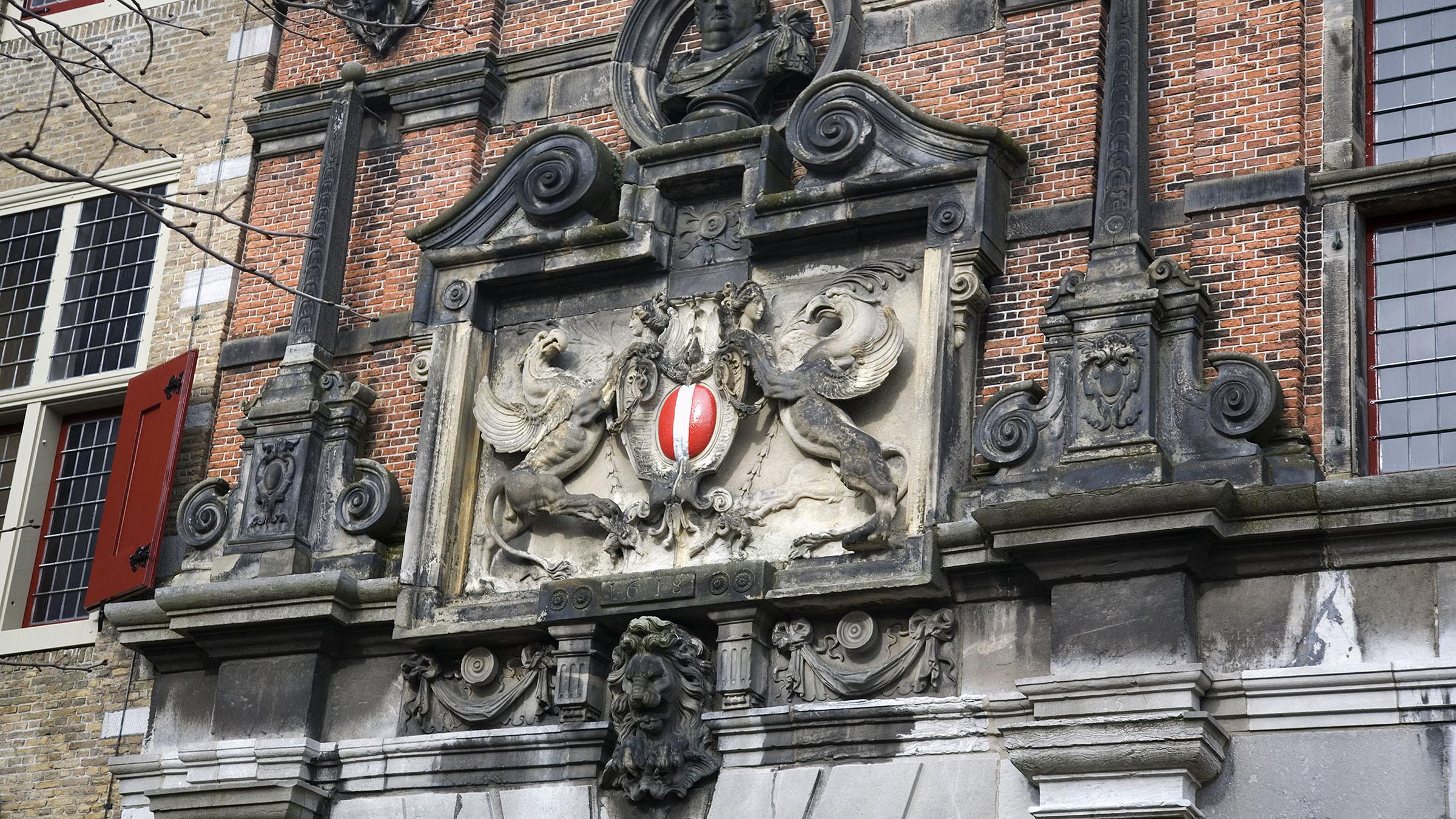 Escudo Holanda