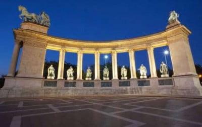 Escultura en Budapest