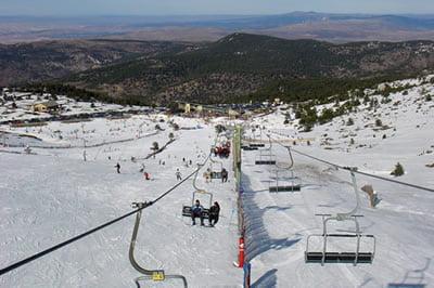Esquí Javalambre
