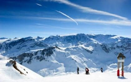 Esquí de fondo en Teruel