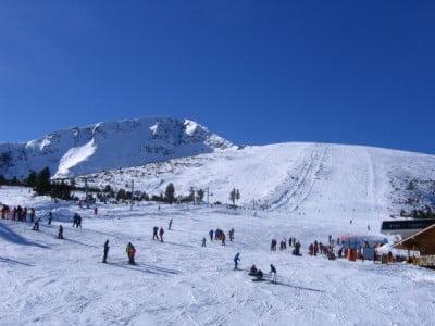 Esqui en Aragon
