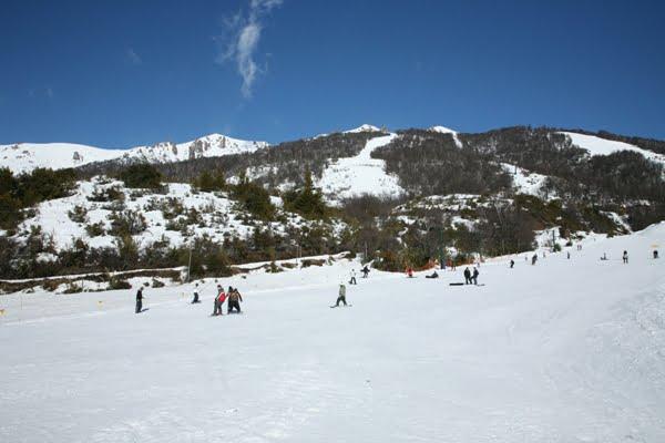Esquiar Asturias