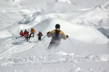 Esquiar en Francia