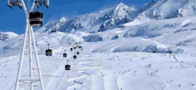 Esquiar en familia en francia
