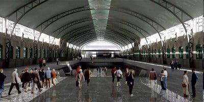 Estación Ave Valencia