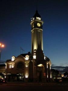 Estación autobuses - Rosario - Argentina