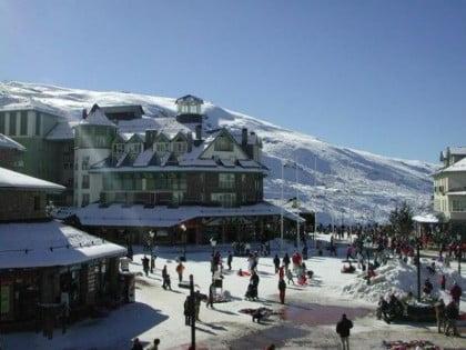 Estación de Esquí Sierra Nevada